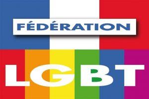 Logo de la Fédération LGBT